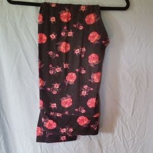 Floral LuLaroe Leggings